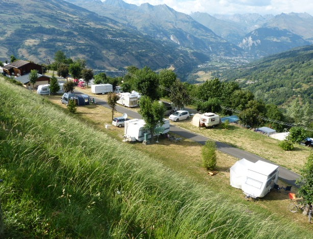 camping montchavin les coches